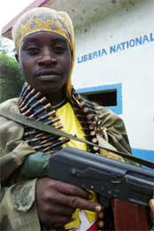 Dei siste åra har det rasa ein svært blodig borgarkrig i Liberia.