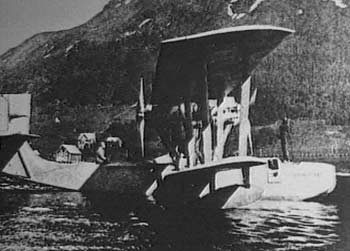 Flybåten Latham