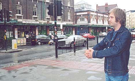 St. Thomas avsluttet tirsdag sin Europaturné i London. Foto: Mona Schulze.
