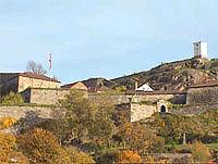 Fredriksten festning i Halden er en av sju nedlagte forsvarsanlegg som kan bli kulturarenaer.