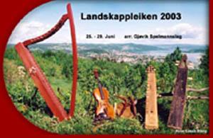 Foto: Lasse Stang, Landskappleiken 2003.