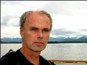 Leder i Norges Klatrerforbund Lars Chr. Stendahl. Foto: Gunnar Sandvik