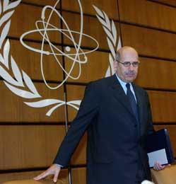 -UKLART: Leder for IAEA, Mohammed ElBaradei, mener det er umulig å konkludere over de udersøkelsene som har blitt gjort i Iran. (Foto: Reuters)