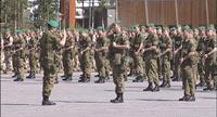 Soldatene på Rena er klare for å reise til Irak.