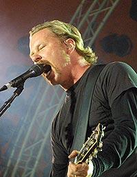 Metallica har ikke gått ut på dato. Foto: Jørn Gjersøe, nrk.no/musikk.