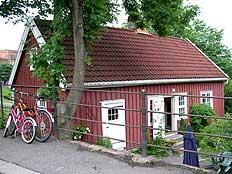 Hønse-Lovisas hus på Sagene. Foto: NRK.