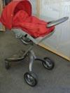 Stokke lanserer barnevogn