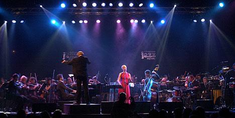 Come Shine og KORK på Kongsberg Jazzfestival 2003. Foto. Kongsberg Jazzfestival, Tarand Klundelien