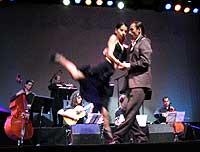 Gustavo Gancedo Tango Septeto. Foto Jostein Nyfløtt ® NRK