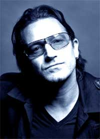 Bonos hjerte banker også for The Thrills.