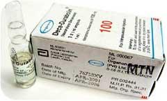 Deca-Durabolin er et av stoffene som inneholder Nandrolon.