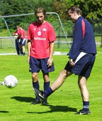Kjetil Rekdal kunne fått bonus for salget av Tobias Grahn.