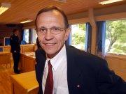 Sykkelpresident Erik Magnus Aarethun. (Foto: Arne O. Lindahl/Hallingdølen)