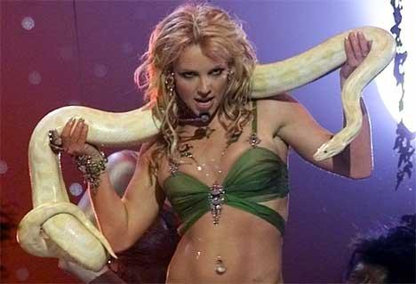 Britney Spears lover å flytte flere grenser på sitt nye album. Foto: Beth A. Keiser, Ap