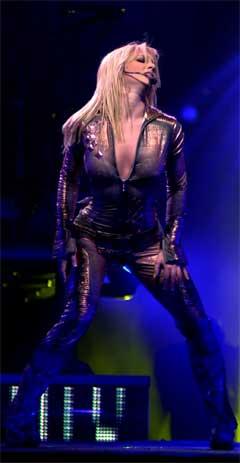 Britney Spears synes vulgært er morsomt. Foto: E.J. Flynn, Ap.