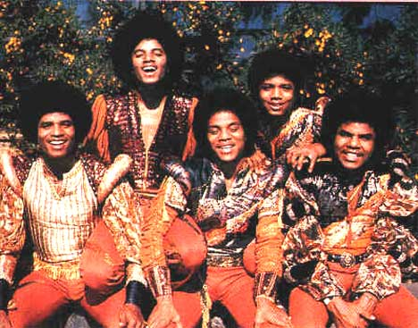 ... legendariske Jackson Five. Får vi snart høre noe nytt?