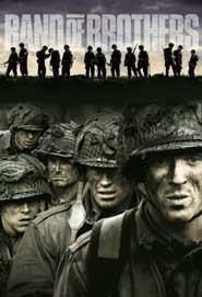Serien følger soldatene i 506. fallskjermregiment under krigen (Foto: HBO)