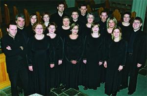 Schola cantorum fra Reykjavik