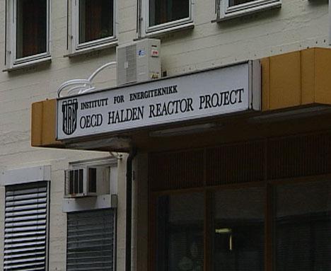 Institutt for energiteknikk i Halden.