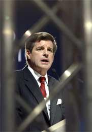 Bremer skal lede gjenoppbyggingen (Scanpix/AP)