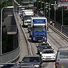Svinesund bilkø trafikk Foto: Knut Fjeldstad / SCANPIX