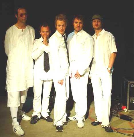 - Vi er først og fremst musikere. Foto: Promo.