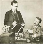 Guglielmo Marconi - radioens far.