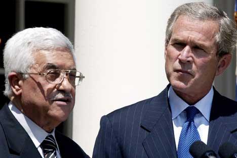 Abbas har vært i Det hvite hus og truffet Bush før, men ikke etter at han ble president.