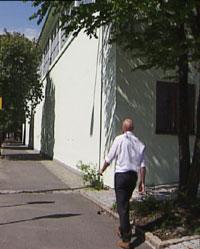 Veggen til Bergen Kunsthall skal bli til et stort kunstverk.
