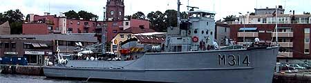 Reiseradioebåten Alta.