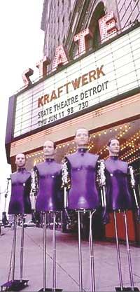 Forventningene til Kraftwerks nye album er skyhøye.
