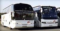 Det kjempes om holdeplass for ekspressbussene.