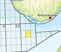 Flere oljeselskaper vil lete i den gule blokka utenfor Farsund