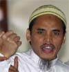 ANKE AVVIST: Bali-bomberen Amrozi (Foto: Reuters).