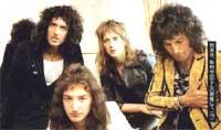 Hvem hadde de tenkt skulle synge? Foto: queenzone.com.