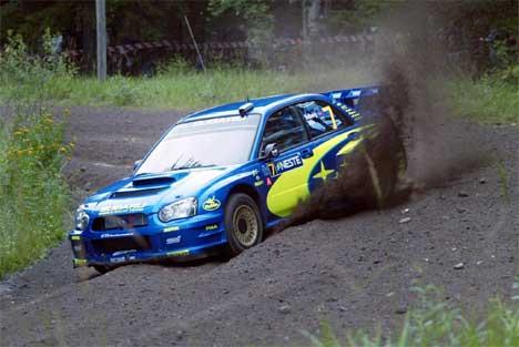 Solberg kjørte til tredje beste tid torsdag. ( foto: SCANPIX/Ville Myllynen )