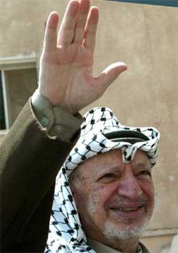 - Arafat er frisk.