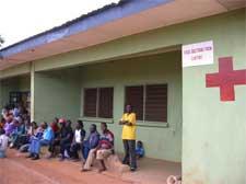 Humanitær nød: Befolkningen i Liberia trenger hjelp fra det internasjonale samfunn. (Foto: Scanpix)
