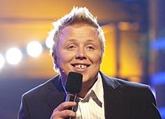 Idol-Kurt har fått gutta til å kaste seg på sang-bølgen. Foto: Thomas Bjørnflaten / SCANPIX.