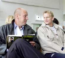 Nils Johan Semb har tro Steffen Iversen i hans nye klubb. (Foto: Erlend Aas / SCANPIX)