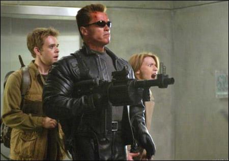 Arnold: - Vart do schremt no?!! (Karine Heggholmen)