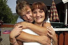 På'n igjen med Jan Eggum skal være musikken når Monica Lein og Johnny Køso fra Flå i Hallingdal gifter seg for andre gang i morgen. (Foto: Målfrid Jordet Ågotnes/Hallingdølen)