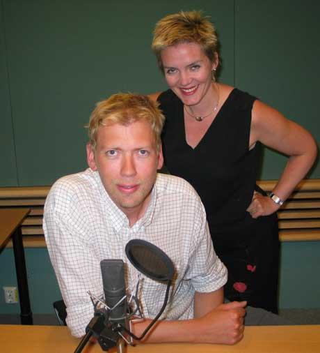 Ole Reinert Omvik og Marina Tofting gir deg nyhetene til frokosten.
