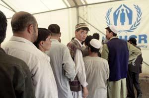 Det er vanskelig for flyktninger å vende hjem til Afghanistan uten FN-hjelp, mener FN. (Arkivfoto)