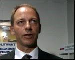 Arne Pedersen, kriminalsjef i Kristiansand