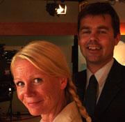 Berit Susanne Kjølås og Tore Ellingseter skal lede de regionale tv-sendingene i Møre og Romsdal.