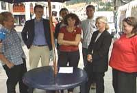 Alle, untatt FrP, møtte for å signere rasismeavtalen. Foto: Anders Jørgensen