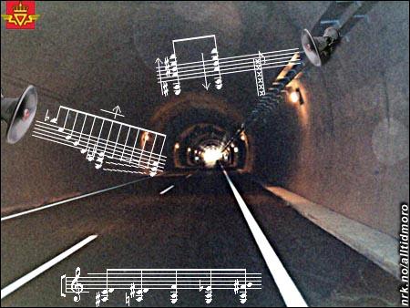 - En tunnel er pr definisjon bare et hull, så tunnelkultur er noe som må skapes, ifølge Didrichsøn.