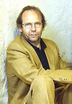 Rusten Herre 1: Ole Paus mener valgkamp på tv er noe dritt. Foto: Barbro F. Steinde.