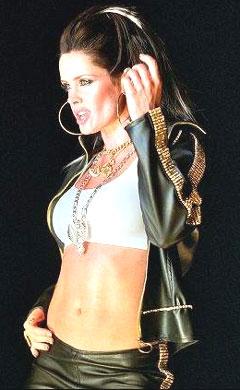 Lene Nystrøm anno 2003. Foto: Promo.